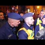 """""""A demokrácia nagyszínpada ez"""" - videón a hétfő esti tüntetés"""