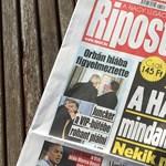 Puzsér a Ripost hajléktalanok ellen uszító címlapját kérte számon a Kossuth rádió műsorvezetőjén