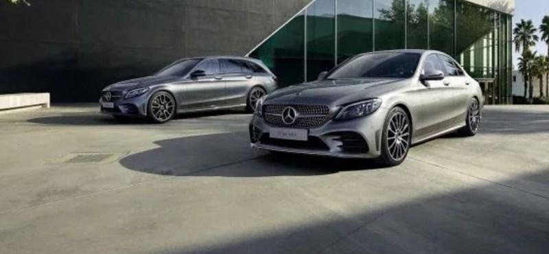 Mercedes-motorok lesznek a Volvókban