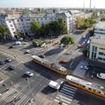 Index: füstbe mehet Budapest leghosszabb kerékpársávjának terve