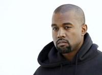Kanye West ezüstre festve adta elő második bibliai témájú operáját