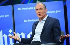 Eladja a világháló forráskódját Tim Berners-Lee