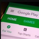 Bekerül egy új gomb a Play áruházba, a felhasználók és a fejlesztők is örülhetnek neki