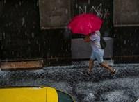 Napos időre számíthat ma, de várható eső
