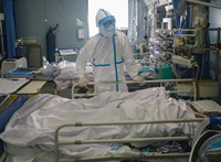 Koronavírus: Kínában valamelyest javult a helyzet