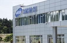 Fellázadtak a gödiek a Samsung új gyára ellen