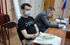 Diákújságnál razziázott, fiatalokat vett őrizetbe az orosz rendőrség
