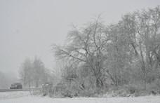 És íme, újra itt a tél: ilyen időre számítson a héten