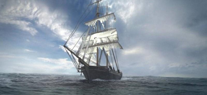 147 éve senki nem érti, hova tűntek a Mary Celeste kísértethajó utasai