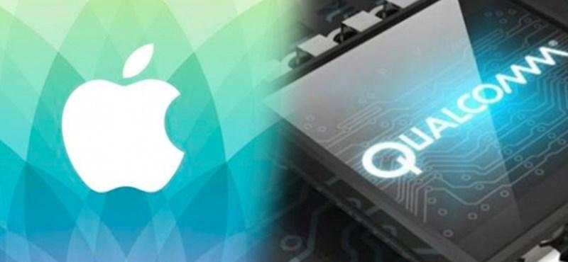 Váratlan Qualcomm-állítás: egyszer még nagyon jóban leszünk az Apple-lel