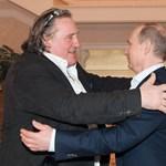 Az ukránoknak végképp elegük lett Depardieu-ből