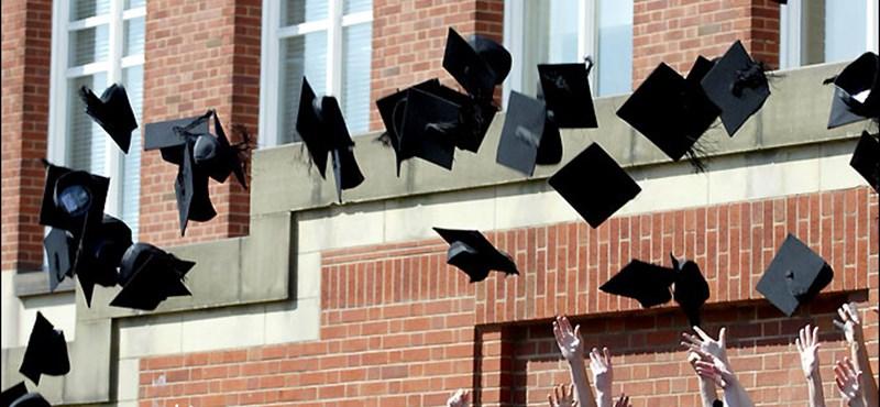 Így lehet két hét alatt diplomát szerezni legálisan, tanulás és vizsgák nélkül