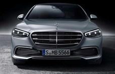 Magyarországon az új Mercedes S-osztály