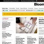 Magyarországra jön a Bloomberg