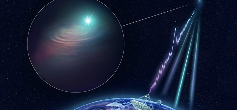 Rejtélyes, ismétlődő rádiójelek érkeztek az űrből