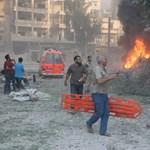Aleppó ketyegő bomba: több száz sérültet kellene kihozni, alig maradt élelem