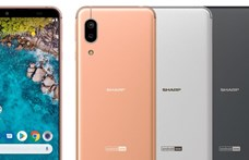 Kár, hogy ezt az androidos mobilt csak Japánban árulják