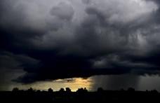 Újabb viharos nap következik