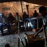 Választások a hatalmas szegénységben - Nagyítás Fotógaléria
