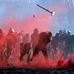 Lemoshatatlan festékkel jelölné meg a huligánokat az olasz belügyminiszter