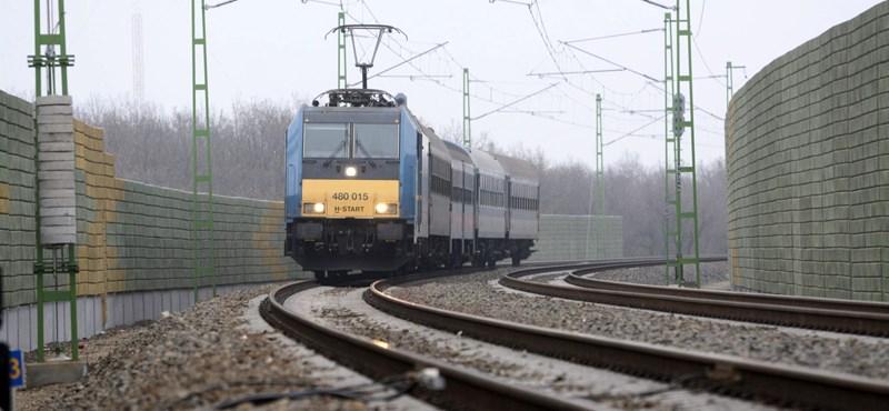 Többé nem indít a MÁV Budapest és Szeged között megálló nélküli vonatokat
