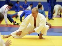 Ki mer ujjat húzni a dzsúdózó Putyinnal?