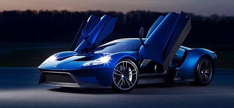 Annyira népszerű a Ford GT, hogy +2 évig gyártják majd