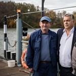 Kompos Janit kereste Tiszacsegén Orbán