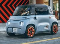 Parányi, nagyon olcsó elektromos autóval hódítana a Citroen