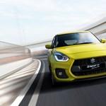 Ez a Suzuki nem kér elnézést: itt a könnyű és erős új Swift Sport