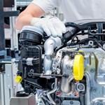 Győri Audi-újdonságok: már készülnek a 3 hengeres motorok, és jönnek a villanymotorok