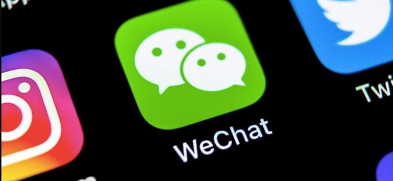 A kínai iPhone-használók 95 százaléka inkább dobja a telefonját, ha eltűnik a WeChat