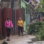 Videó: Lecsapott az Eta hurrikán Nicaraguára