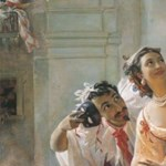 Mit csinálnak a klasszikus festmények szereplői titokban? Hát szelfiznek!