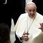 Ferenc pápa is üzent a nizzai merénylet után