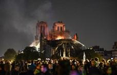 Fél nap feszültség - a Notre-Dame-tűzvész kronológiája