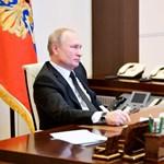 Lefotózták Vlagyimir Putyin íróasztalát, meglepő dolgot találtak a számítógépén