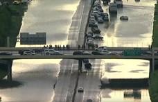 Imelda elintézte: katasztrófa sújtotta területté vált Houston
