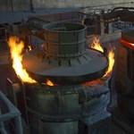 Rekordot döntött a világ acéltermelése