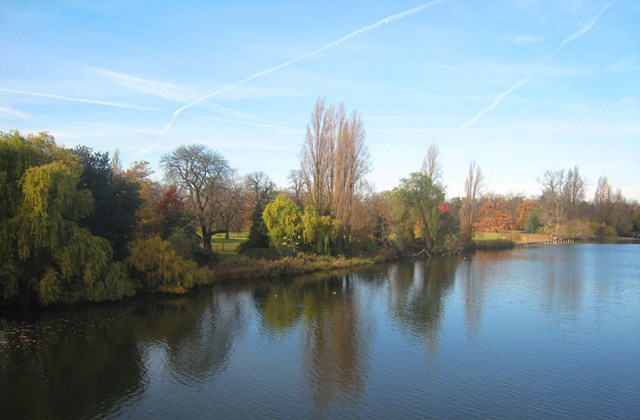 A Hyde-park Londonban