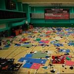 Galéria: így néz ki a hongkongi műszaki egyetem campusa a megszállás után