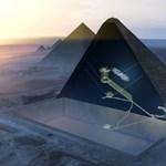 4500 év után titkos kamrát találtak az egyik piramisban: íme a módszer, hogyan sikerült felfedezni