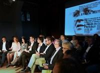Ingyen BKV a gyerekeknek,  Budapest alkotmány - Karácsony Gergely programot hirdetett
