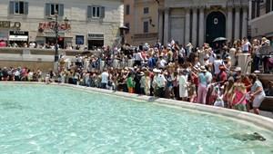 Nincs több ingyenvíz Rómában a nagy nyári kánikulában