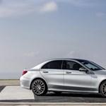 Nem vártak tovább, itt az új Mercedes-Benz C-osztály - galéria