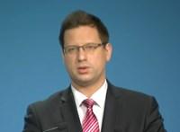 Gulyás Gergely: Ma nyújtja be a kormány az Európai Bizottságnak a helyreállítási alap tervét