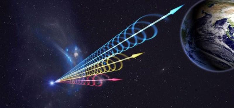 """A """"szomszédból"""" fogtak rejtélyes rádiójeleket a csillagászok"""