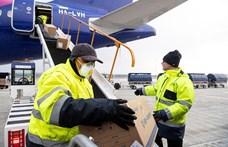 Több mint 3 millió maszk érkezik Kínából Magyarországra vasárnap