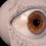 Emberinek tűnik, pedig nem is az ez a szem