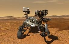 Már háromdimenziós képen is látni, hol szállt le a Marsra a Perseverance